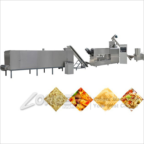 Pasta Pellet Machine