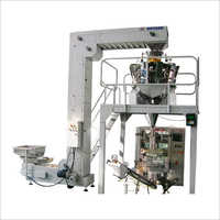 Automatic Height Speed Puff Packaging Machine
