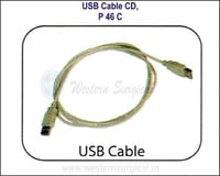 USB Cable CD