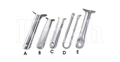 Long Handle - Steel Series