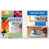 Drawing Pads (A3/A4)