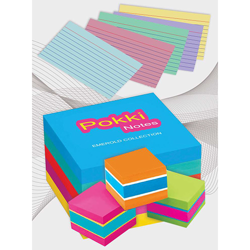 Cube & Index Pads