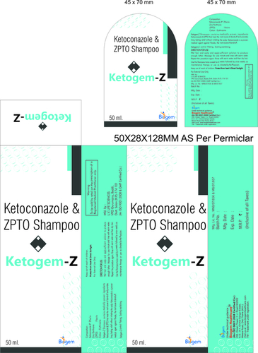 KETOCONAZOLE WITH ZPTO