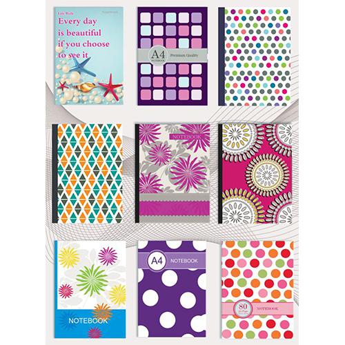 Hardcae Notebooks