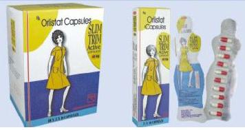 Orlistat Slim Trim Capsules