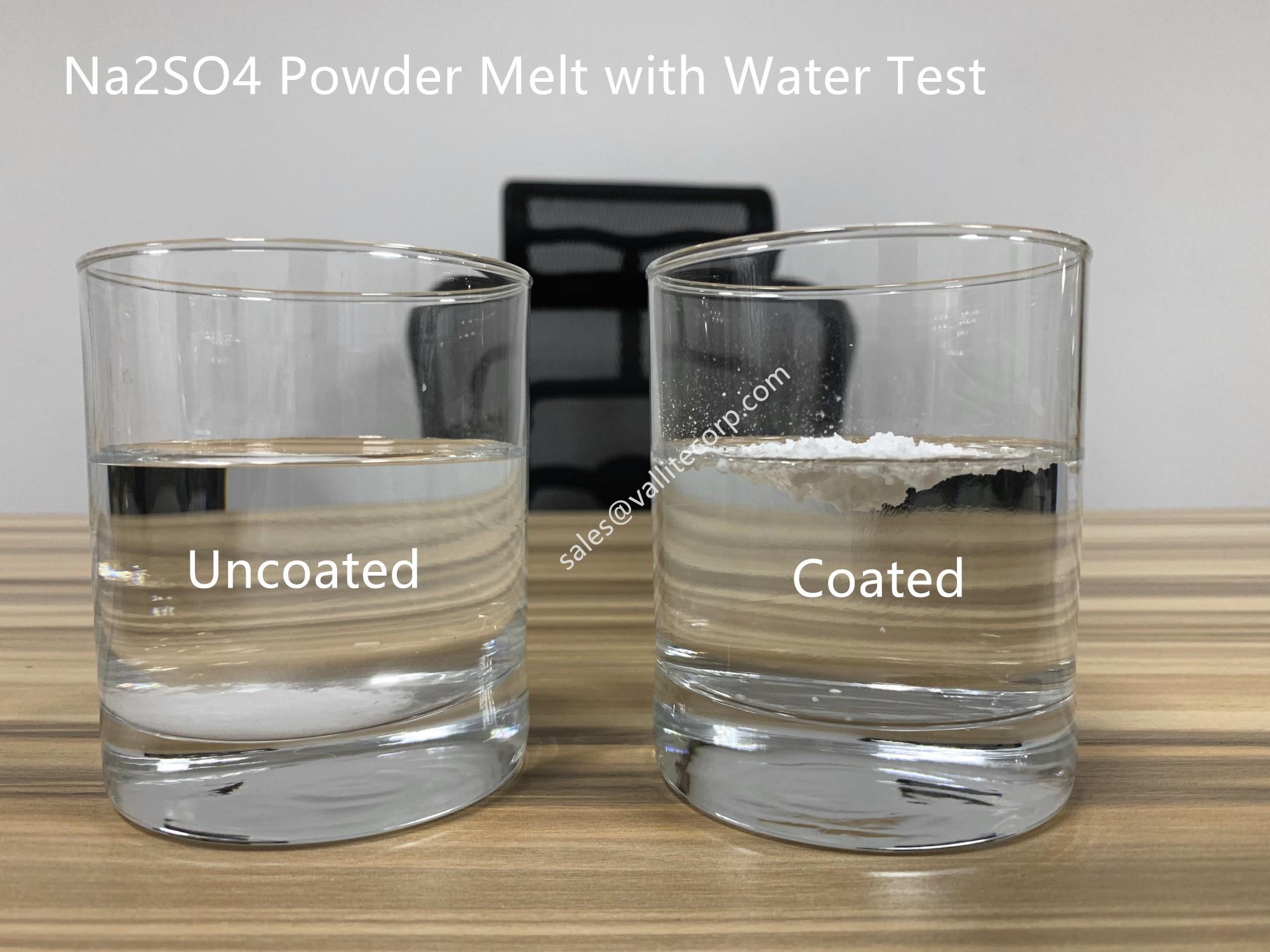 Na2SO4 Powder For Transparent Masterbatch