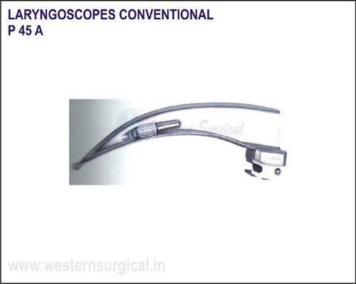 LARYNGOSCOPES CONVENTIONAL