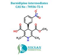 BARNIDIPINE INTERMEDIATES
