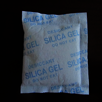 Small package desiccant