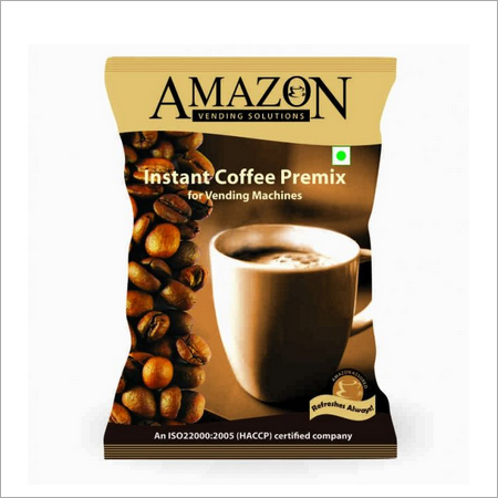 Amazon Instant Coffee Premix (1kg Vending Pack)
