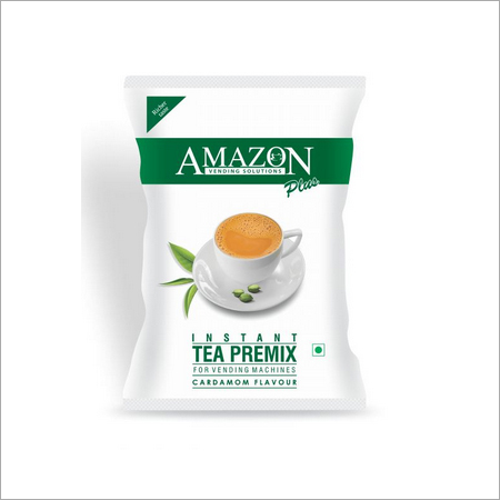 Amazon Cardamom Plus Instant Tea Premix 1 Kg Pack for Vending Machines