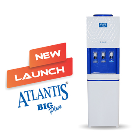Atlantis Big Plus Hot Normal and Cold Floor Standing Water Dispenser