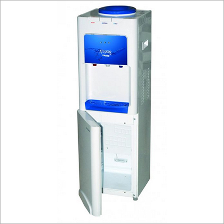 Atlantis Prime Hot Normal and Cold Floor Standing Water Dispenser with Non-Cooling or Storage Cabinet