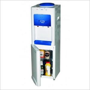 Atlantis Prime Hot Normal Cold Floor Standing Water Dispenser with Cooling Cabinet