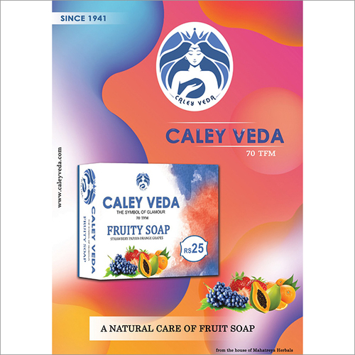Caley Veda 70 TFM Fruity Soap