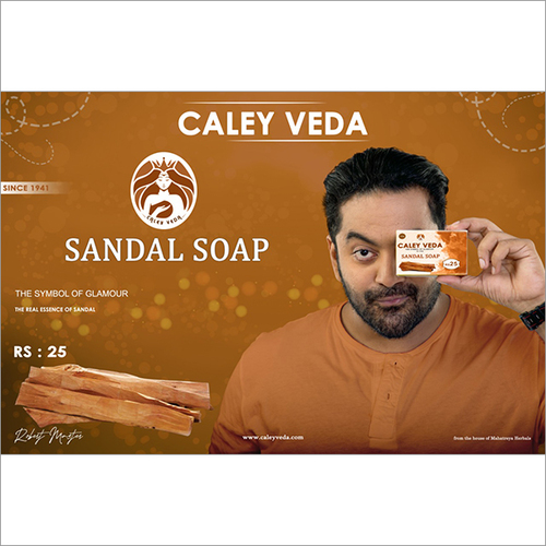 Caley Veda Sandal Soap