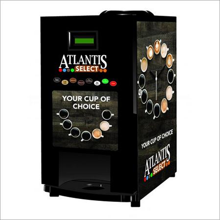 Atlantis Select Hot Beverage Recipe Machine for Black Coffee