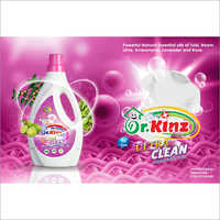 1 Liter Ultra Clean Power Laundry Liquid