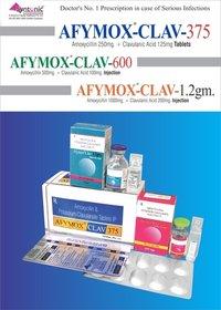 Amoxycillin 250mg + Clavulanic Acid 125mg