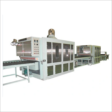 Belts No. 4 Machine (SDG-T2-1550-3)