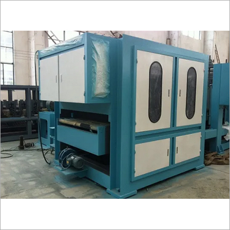 Dry No. 4 Gringding Machine by Abresieve Belts (TM3101)
