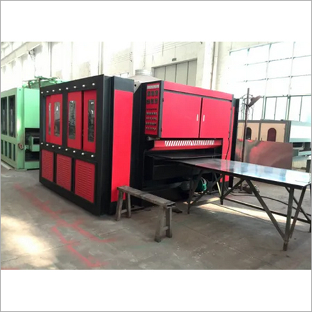 Grinding Polishing Machine (Wet Type) for No. 4 and Hairline Finish