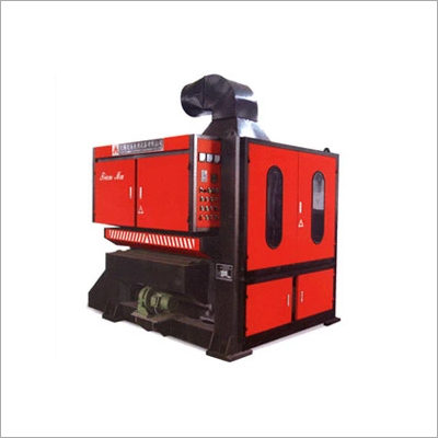 Scotch Brite (SB ) Grinding Machine