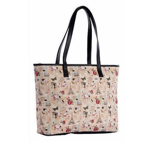 Azzra Paris Point Shoulder Handbag