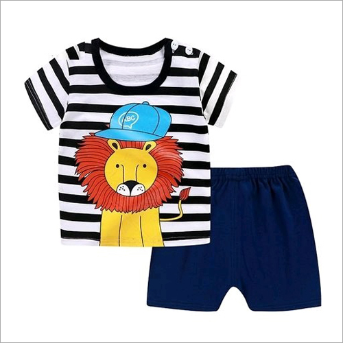 Boy Kid  T-Shirt and Half Pant
