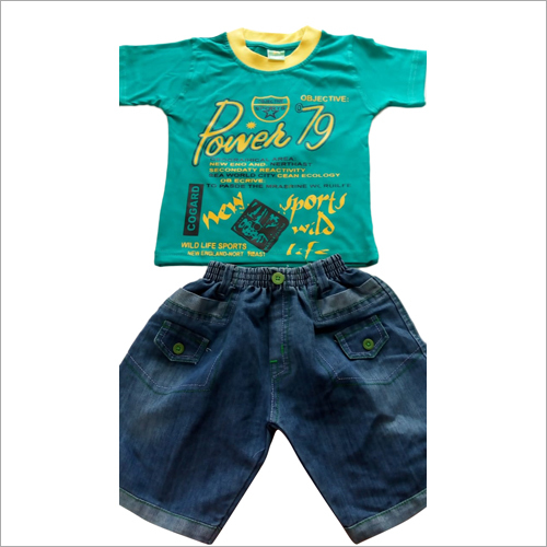 Kids Boy Clothing Set