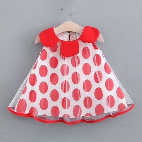 Kids Girls Frock