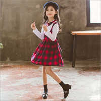 Girls Casual Wear Dress