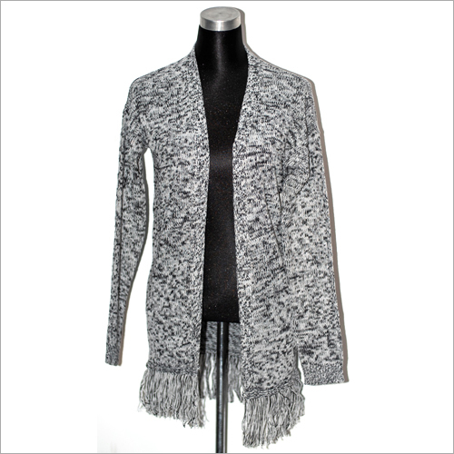 Acrylic Woolen Shrug