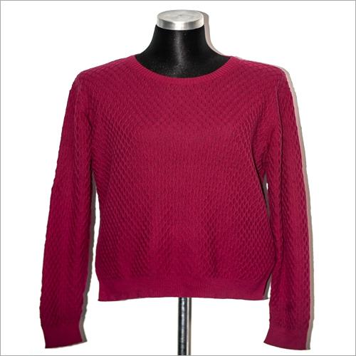 Ladies Winter Sweatshirt