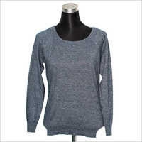 Grey Cotton Sweatshirt