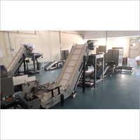Side Wall Belt Conveyor