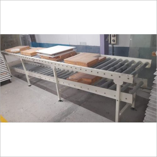 Double Deck Roller Conveyor