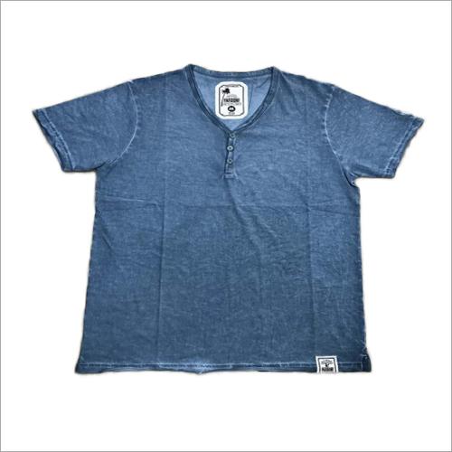 Cotton Peach Finish T-Shirt
