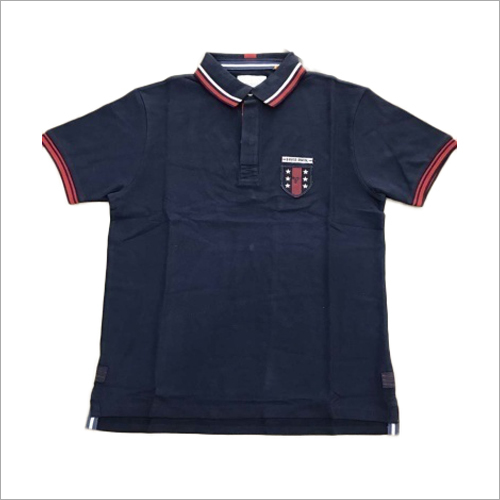 Cotton Combed Polo T-Shirt