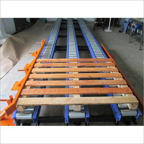 Industrial Pallet Handling System