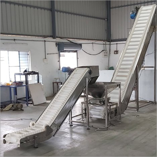 In Feed Belt Conveyor