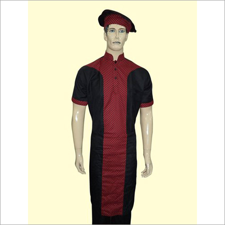Waiter's Staff Uniform