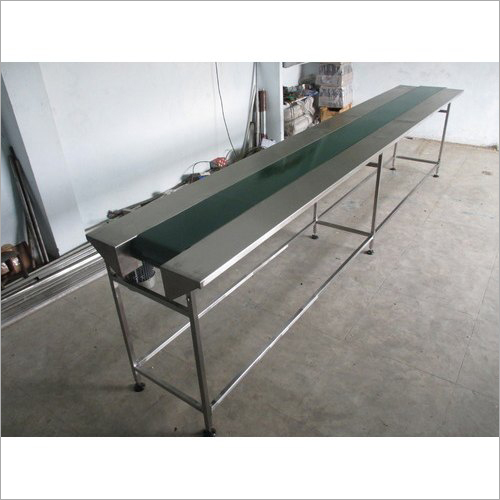 Industrial Work Table Belt Conveyor