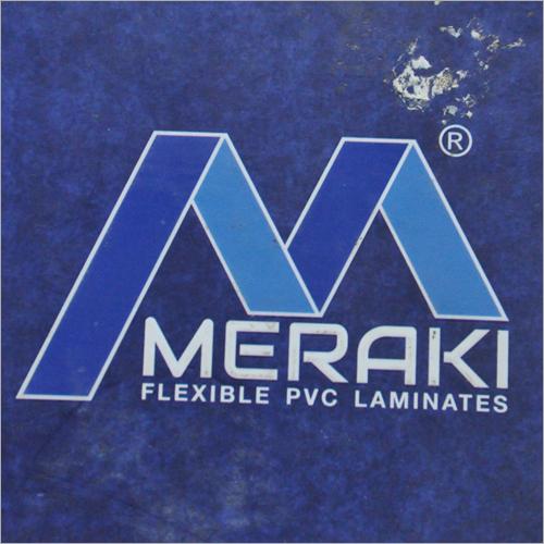 Meraki Pvc Laminates sheet