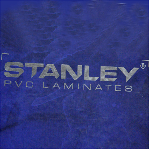 Stanely Pvc Laminate Sheet