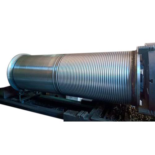 Rope Drum  Eot Crane Parts Capacity: Tones