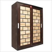 Wooden Sliding Door Almirah