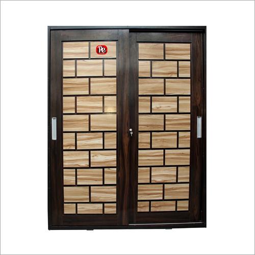 Wooden Sliding Door Almirah