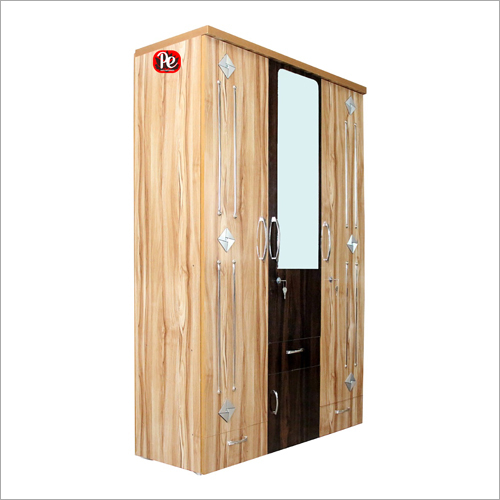 Wooden Double Door Almirah
