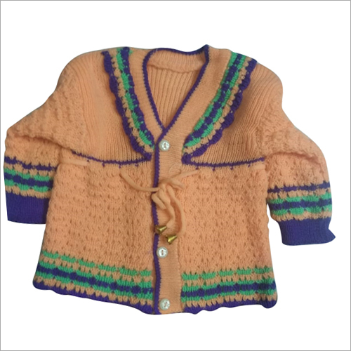 Girls Woolen Sweater